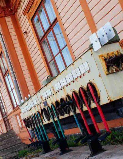 Vanha rautatieasema